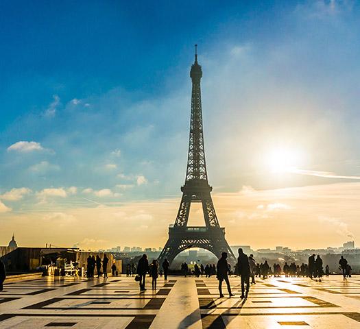 école tourisme Paris