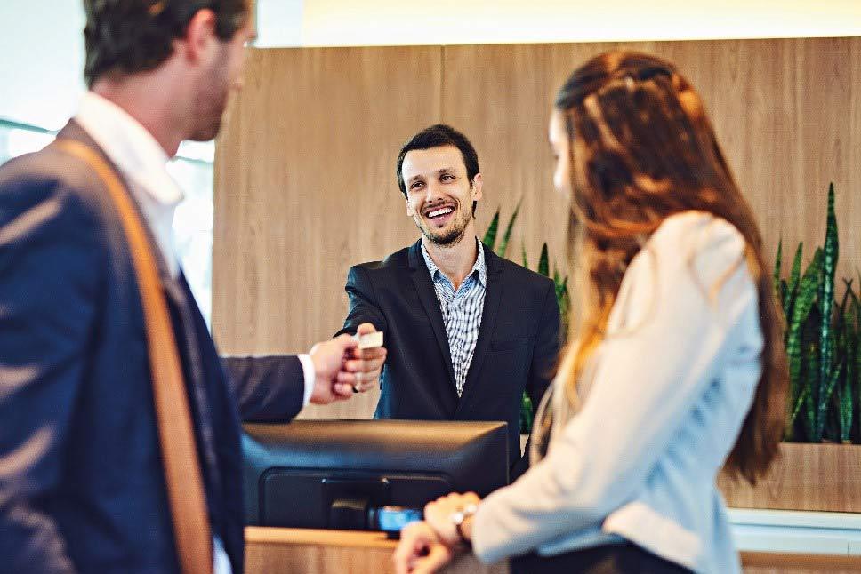 ESG Tourisme : BTS Hôtellerie